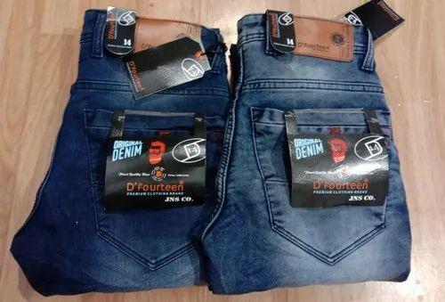 Narrow Men Jeans