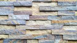 Outside Wall Stacking Tiles