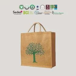 Sustainable cotton jute bag manufacturer