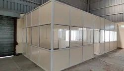 Aluminium Door Partition