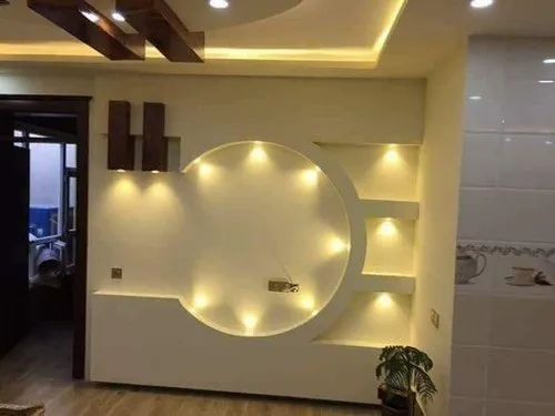 Home Interior Decoration Service In Hyderabad Work Provided False Ceiling Pop Id 21519969773