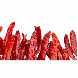 Ratnaraj Foods Without Stem Guntur Dry Red Chilli