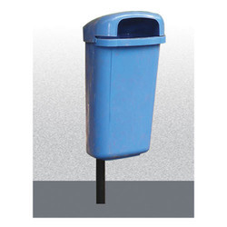 Pole Mounted Garbage Bins