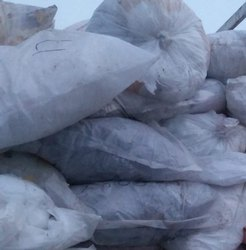 Natural LDPE White Plastic Scrap