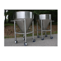 Stainless Steel Hopper
