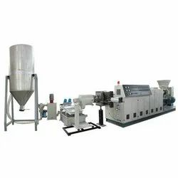 PP Filler Granule Making Machine
