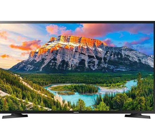 720 P Black Led Tv, Screen Size: 24, Usb,Aux,Hdmi