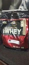 OPTIMUM Nutrition On gold standard whey protein isolate, Non prescription
