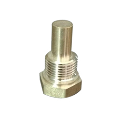 Brass Temperature Hex Body