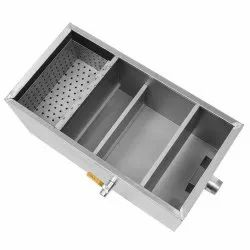 SS Grease Traps