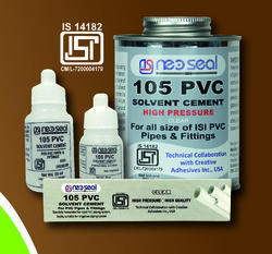 PVC Solvent Cement for SWR Pipes & Fittings
