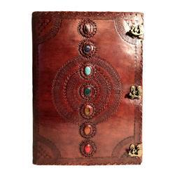Handmade Leather Journal, Stone Journal, Handmade Leather Diaries, Handmade Notebooks