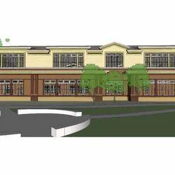 School Building Architectural Services
