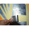 Foil Adhesive Stickers