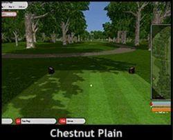 Chestnut Golf Club Course