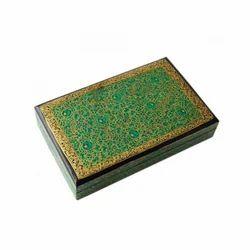 Rectangle Designer Wooden Jewellery Box