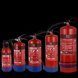 ABC Red Clean Agent Type Fire Extingusiher, Capacity: 2Kg