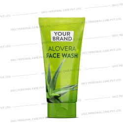 Aloe Vera Face Wash, Packaging Size: 100g, Type Of Packaging: Tube