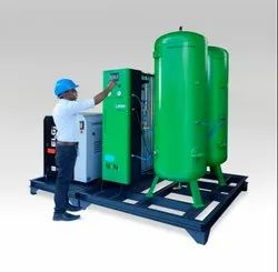 Nitrogen Generator for Food Packaging and Processing