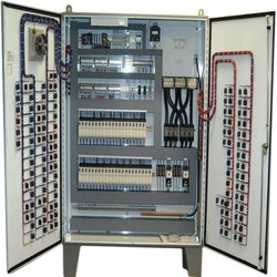 Mild Steel Analog PLC Panel, Ip54