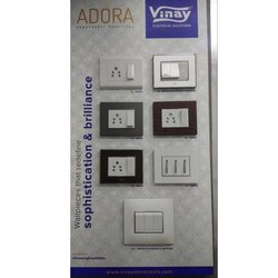 Vinay Adora One Way Modular Switch