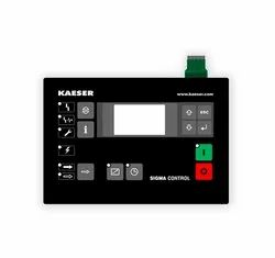 Keypad for Sigma Control of Kaeser Compressor