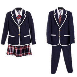 Girls School Winter Uniform