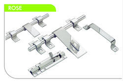 Rose Stainless Steel Door Kit