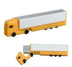 Truck Shape pendrive