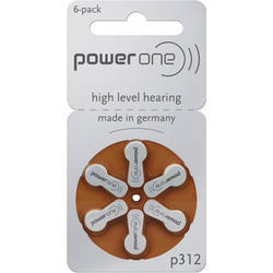 Cell For Hearing Aid P312