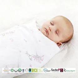 Organic Muslin Baby Wraps