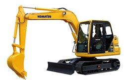 Komatsu PC71 Hydraulic Excavator, 7 ton, 60 hp