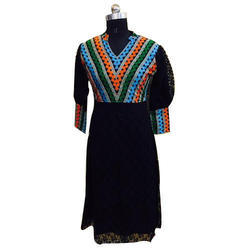 Ladies Fancy Woolen Kurti