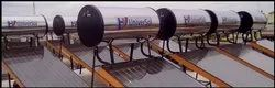Solar Flat Plate Collector Water Heating System