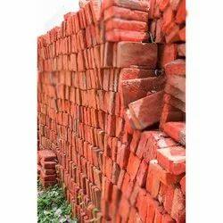 Red Clay Building Bricks