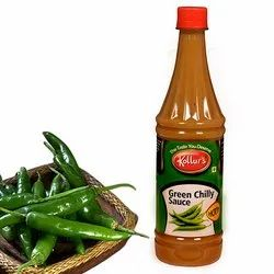 Green Chilly Sauce - 700 gms