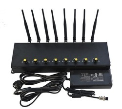 Mobile Network Jammer (8 Antenna)