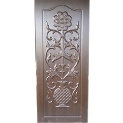 3D Carving Wooden Membrane Door