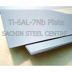 Titanium Ti-6Al-7Nb Plate