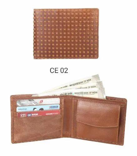 75789eb27d88 Cotnis Designer Mens Leather Wallet, Card Slots: 5, Rs 185 /piece ...