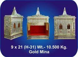 Designer Handicraft Temple