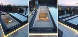 Automatic Sliding Roof Solution