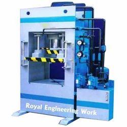 Hydraulic H Frame 7 Cylinder Press Machine