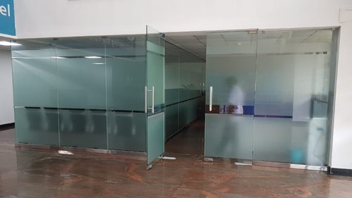 Saint Gobain Plain Toughened Glass Door Shape Flat Rs 249 Square Feet Id 20447794312