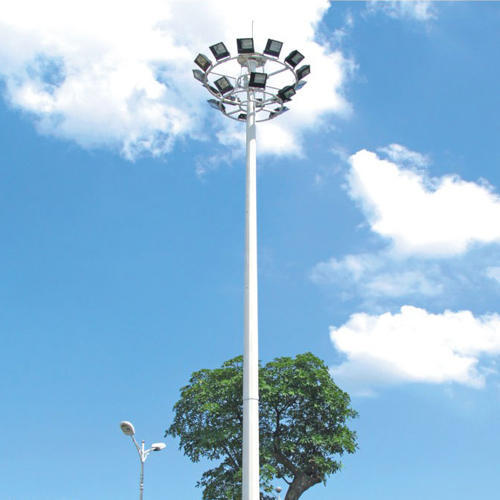 High Mast Lighting Pole Lighting Ideas