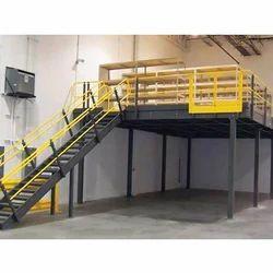 Modular Mezzanine Flooring System
