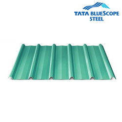LYSAGHT- Tata BlueScope Steel Colorbond & Zincalume Steel Trimdek 1015 Roofing Sheets