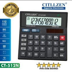 Generic White Ct 512 Calculator