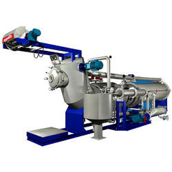 Long Top Tube Soft Flow Dyeing Machine