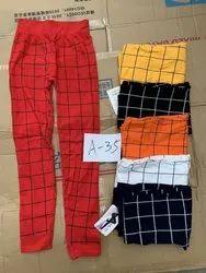 Check Pattern Ladies Pyjamas